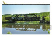 Train And Trestle Carry-all Pouch