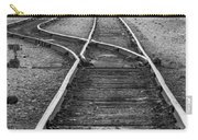 Train Tracks Switch Carry-all Pouch