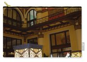 Trainstation Hotel Nashville Carry-all Pouch by Susanne Van Hulst