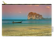 Trang Longboat Carry-all Pouch