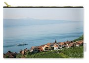 Tranquil Lake Geneva Carry-all Pouch