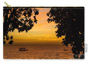 Tranquility Beyond The Trees Carry-all Pouch