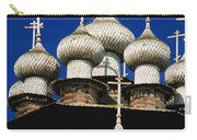 Transfiguration Cathedral On Kizhi Carry-all Pouch