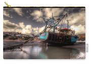 Trawler At New Quay Carry-all Pouch