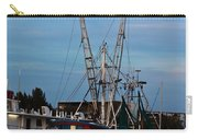 Trawler At Port Carry-all Pouch