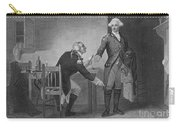 Treason Of Benedict Arnold, 1780 Carry-all Pouch