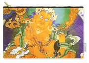 Treasurer Of The Gods - Kubera 20 Carry-all Pouch