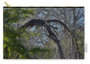 Tree Abstract  Carry-all Pouch