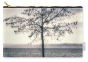 tree at lake Constance Carry-all Pouch by Joana Kruse