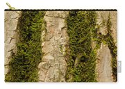 Tree Bark Mossy 4 C Carry-all Pouch