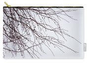 Tree Branch Nature Abstract Carry-all Pouch