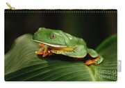 Tree Frog 1 Carry-all Pouch