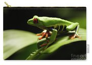 Tree Frog 13 Carry-all Pouch