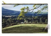 Tree In A Field, Great Sugar Loaf Carry-all Pouch