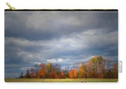 Tree Line On Sunset Hill In New Hampshire Carry-all Pouch