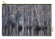 Tree Reflection Abstract Carry-all Pouch
