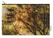 Tree Stamp Carry-all Pouch