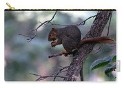 Tree Top Nut Carry-all Pouch