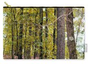 Trees Of Golden Hues Carry-all Pouch
