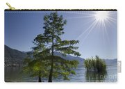 Trees With Sunbeam Carry-all Pouch