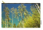 Treetop Color Carry-all Pouch