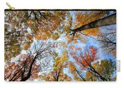 Treetops Carry-all Pouch by Elena Elisseeva