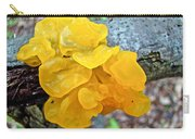 Tremella Mesenterica - Yellow Brain Fungus Carry-all Pouch