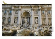 Trevi Fountain Carry-all Pouch