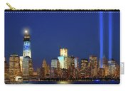 Tribute Of Lights Nyc 2012 Carry-all Pouch