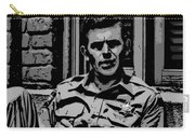 Tribute To Andy Carry-all Pouch by George Pedro