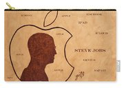 Tribute To Steve Jobs Carry-all Pouch