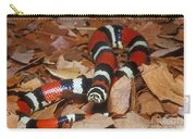 Tricolor Hognose Snake Carry-all Pouch