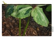 Trillium At Sunset Carry-all Pouch