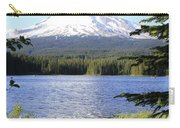 Trillium Lake At Mt. Hood Carry-all Pouch