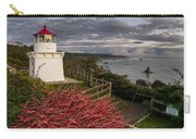 Trinidad Memorial Lighthouse After Storm Carry-all Pouch