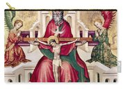 Trinity And Christ Carry-all Pouch