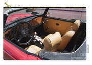 Triumph Tr6 Seats Carry-all Pouch