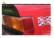 Triumph Tr6 Tail Light Carry-all Pouch