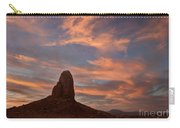 Trona Pinnacles 8 Carry-all Pouch