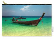 Tropical Boat Carry-all Pouch