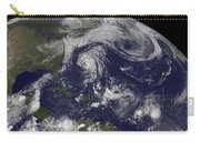 Tropical Cyclones Katia, Lee, Maria Carry-all Pouch