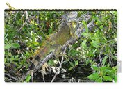 Tropical Iguana Carry-all Pouch