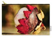 Tropical Mangosteen - Ready To Eat Carry-all Pouch by Kaye Menner