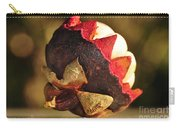 Tropical Mangosteen - The Medicinal Fruit Carry-all Pouch by Kaye Menner