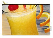 Tropical Orange Drink Carry-all Pouch