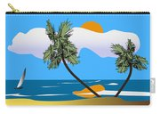 Tropical Outlook Carry-all Pouch