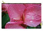 Tropical Rose Carry-all Pouch by Susan Herber