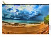 Tropical Seasonal Monsoon Rain V2 Carry-all Pouch