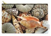 Tropical Shells Carry-all Pouch