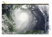 Tropical Storm Karl Over The Yucatan Carry-all Pouch
